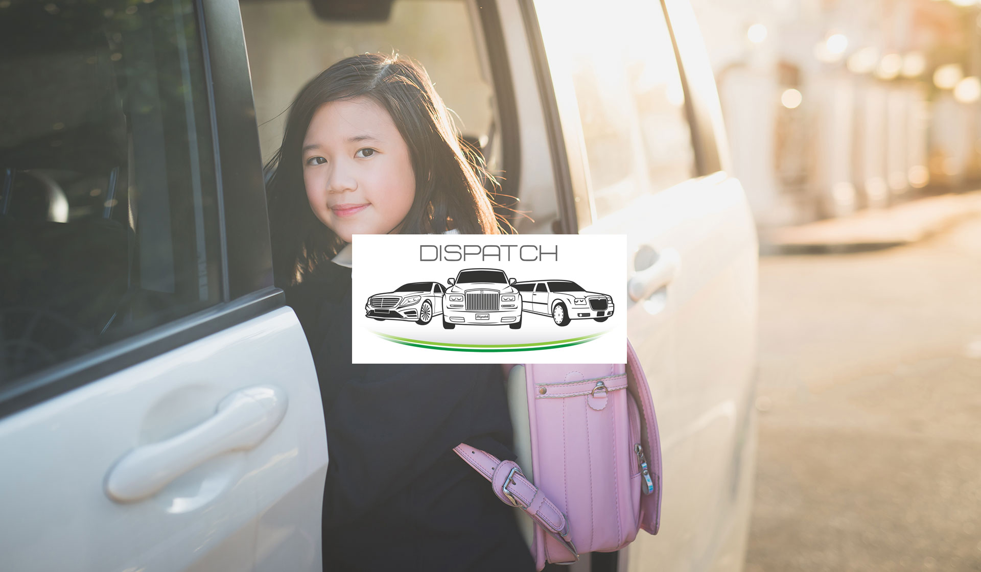 Help Parents organise the school run with Dispatch Booking Management Software