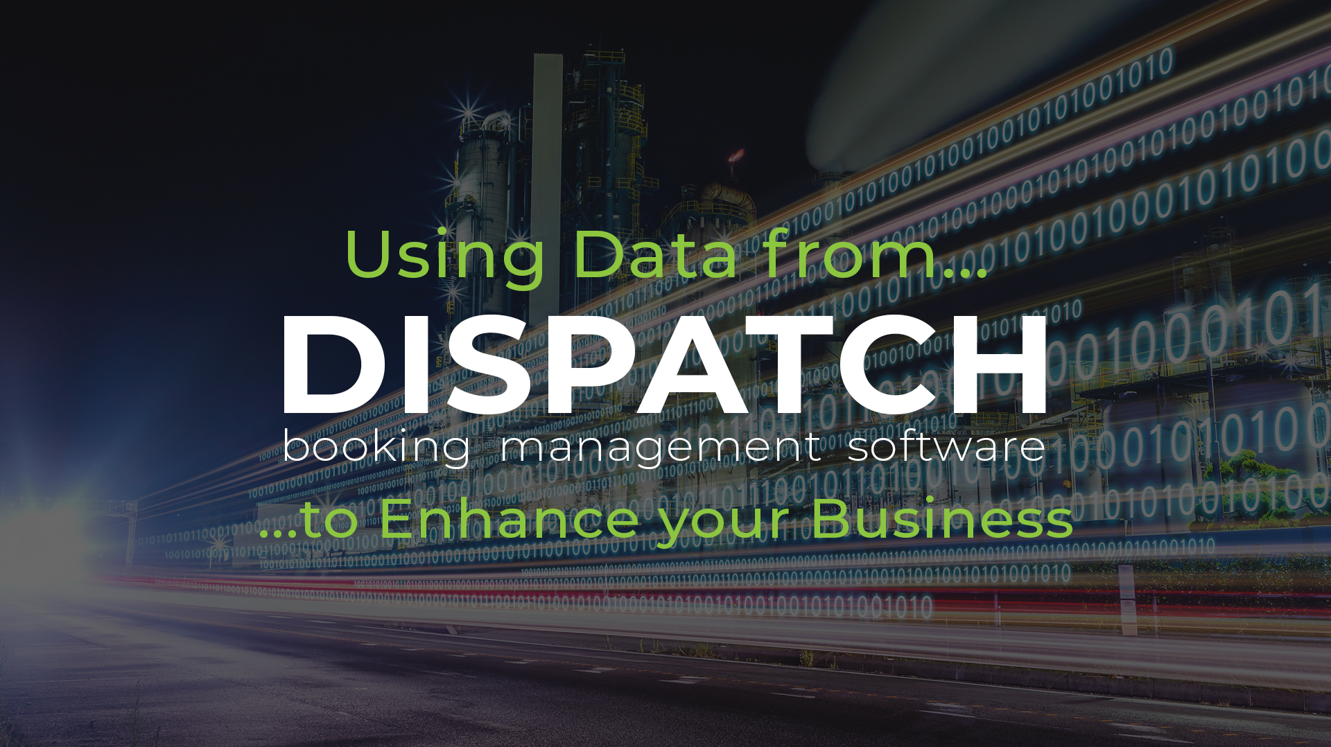 Using Data from Dispatch Chauffeur Service Software to Enhance your Business