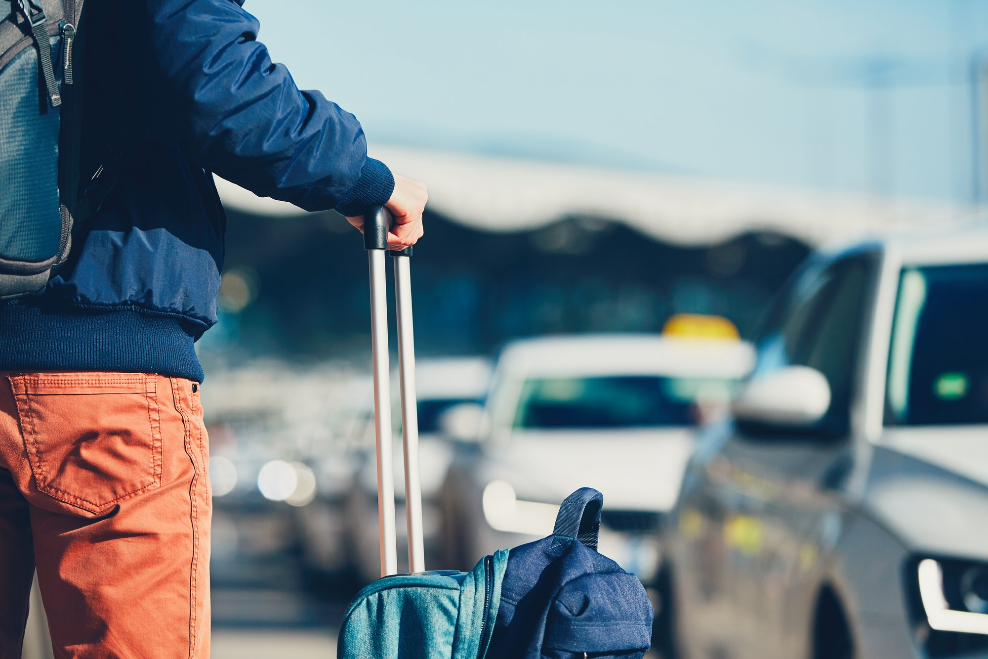 Airport Transfer Software