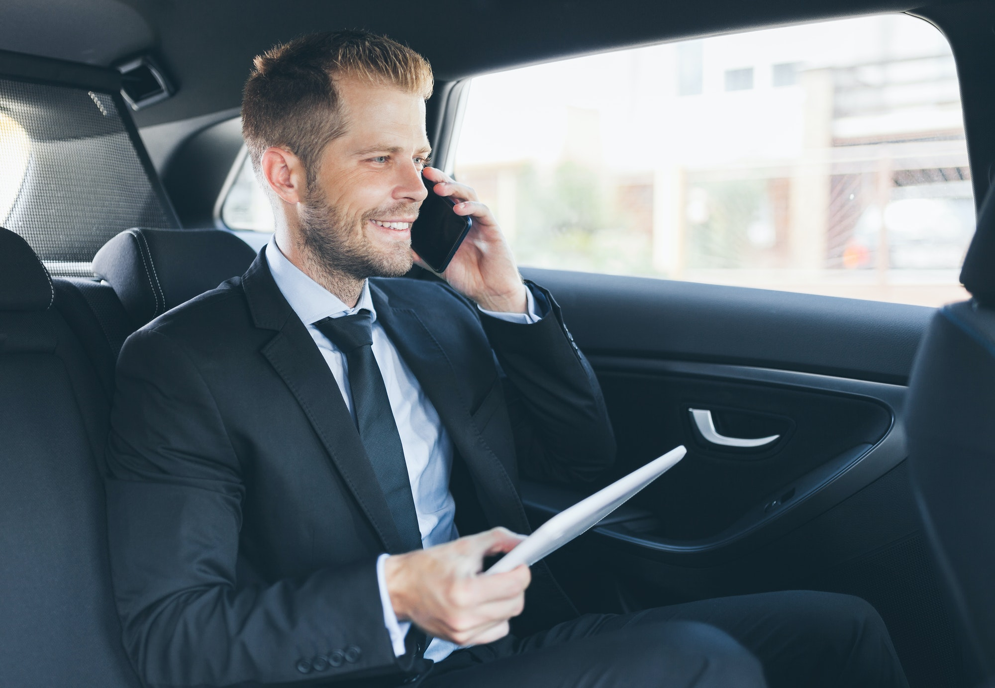 Chauffeur Service Software