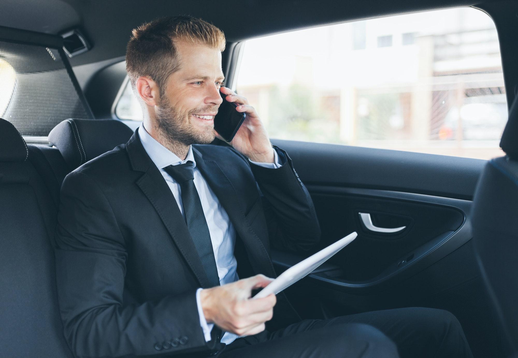 Chauffeur Service Software